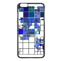 Design Apple iPhone 6 Plus/6S Plus Black Enamel Case