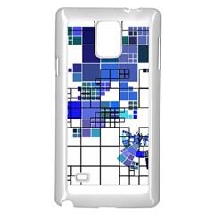 Design Samsung Galaxy Note 4 Case (white)