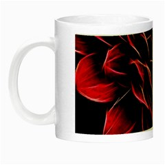Pattern Design Abstract Background Night Luminous Mugs