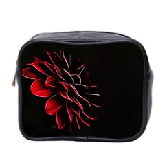Pattern Design Abstract Background Mini Toiletries Bag 2-Side