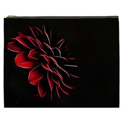 Pattern Design Abstract Background Cosmetic Bag (xxxl)