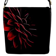 Pattern Design Abstract Background Flap Messenger Bag (s)