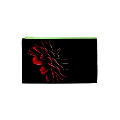 Pattern Design Abstract Background Cosmetic Bag (xs)