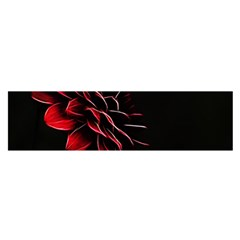 Pattern Design Abstract Background Satin Scarf (oblong)