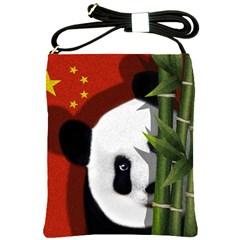 Panda Shoulder Sling Bags