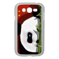 Panda Samsung Galaxy Grand DUOS I9082 Case (White)