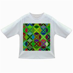 Abstract Pattern Background Design Infant/Toddler T-Shirts