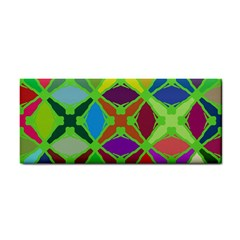 Abstract Pattern Background Design Cosmetic Storage Cases