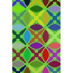 Abstract Pattern Background Design 5.5  x 8.5  Notebooks