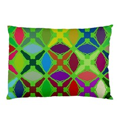 Abstract Pattern Background Design Pillow Case (Two Sides)