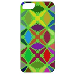 Abstract Pattern Background Design Apple Iphone 5 Classic Hardshell Case