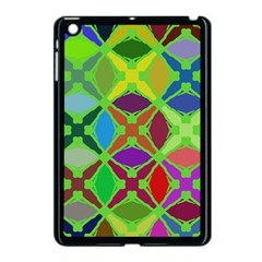 Abstract Pattern Background Design Apple iPad Mini Case (Black)