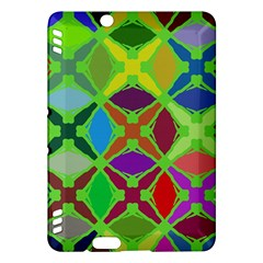 Abstract Pattern Background Design Kindle Fire Hdx Hardshell Case