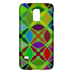 Abstract Pattern Background Design Galaxy S5 Mini