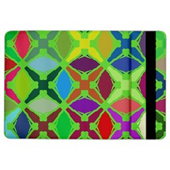Abstract Pattern Background Design iPad Air 2 Flip