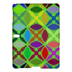 Abstract Pattern Background Design Samsung Galaxy Tab S (10.5 ) Hardshell Case
