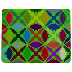 Abstract Pattern Background Design Jigsaw Puzzle Photo Stand (Rectangular)