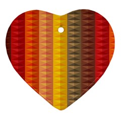 Abstract Pattern Background Ornament (heart)
