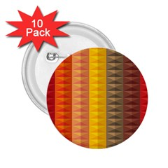 Abstract Pattern Background 2.25  Buttons (10 pack)
