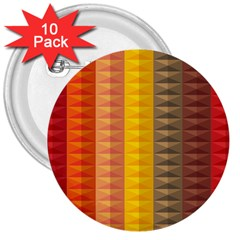 Abstract Pattern Background 3  Buttons (10 Pack)