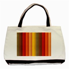 Abstract Pattern Background Basic Tote Bag