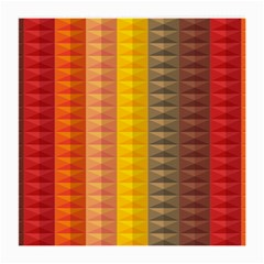 Abstract Pattern Background Medium Glasses Cloth (2-Side)