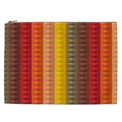 Abstract Pattern Background Cosmetic Bag (xxl)