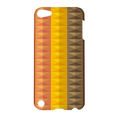 Abstract Pattern Background Apple iPod Touch 5 Hardshell Case