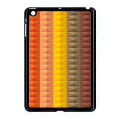 Abstract Pattern Background Apple Ipad Mini Case (black)