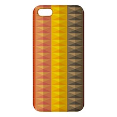 Abstract Pattern Background Apple Iphone 5 Premium Hardshell Case