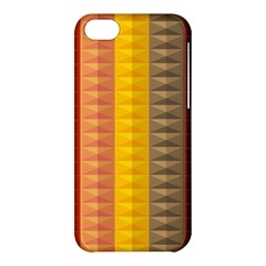Abstract Pattern Background Apple Iphone 5c Hardshell Case