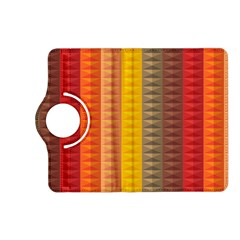 Abstract Pattern Background Kindle Fire Hd (2013) Flip 360 Case
