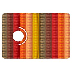 Abstract Pattern Background Kindle Fire Hdx Flip 360 Case
