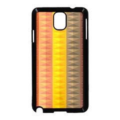 Abstract Pattern Background Samsung Galaxy Note 3 Neo Hardshell Case (black)