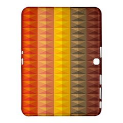 Abstract Pattern Background Samsung Galaxy Tab 4 (10 1 ) Hardshell Case