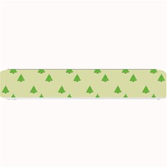 Christmas Wrapping Paper Pattern Small Bar Mats