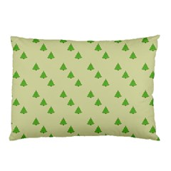 Christmas Wrapping Paper Pattern Pillow Case (Two Sides)