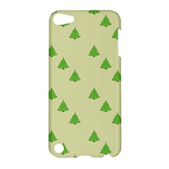 Christmas Wrapping Paper Pattern Apple iPod Touch 5 Hardshell Case