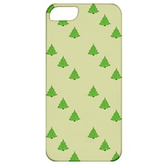 Christmas Wrapping Paper Pattern Apple iPhone 5 Classic Hardshell Case