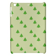 Christmas Wrapping Paper Pattern Apple Ipad Mini Hardshell Case