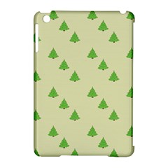 Christmas Wrapping Paper Pattern Apple iPad Mini Hardshell Case (Compatible with Smart Cover)