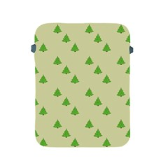 Christmas Wrapping Paper Pattern Apple Ipad 2/3/4 Protective Soft Cases