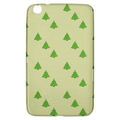Christmas Wrapping Paper Pattern Samsung Galaxy Tab 3 (8 ) T3100 Hardshell Case