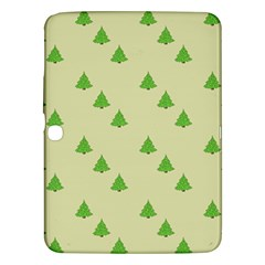 Christmas Wrapping Paper Pattern Samsung Galaxy Tab 3 (10 1 ) P5200 Hardshell Case
