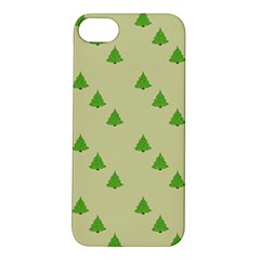 Christmas Wrapping Paper Pattern Apple Iphone 5s/ Se Hardshell Case
