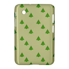 Christmas Wrapping Paper Pattern Samsung Galaxy Tab 2 (7 ) P3100 Hardshell Case