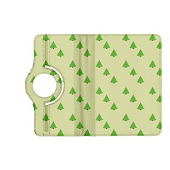 Christmas Wrapping Paper Pattern Kindle Fire Hd (2013) Flip 360 Case