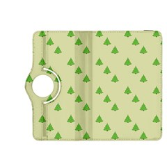 Christmas Wrapping Paper Pattern Kindle Fire Hdx 8 9  Flip 360 Case