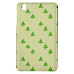 Christmas Wrapping Paper Pattern Samsung Galaxy Tab Pro 8.4 Hardshell Case
