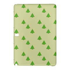 Christmas Wrapping Paper Pattern Samsung Galaxy Tab Pro 12 2 Hardshell Case
